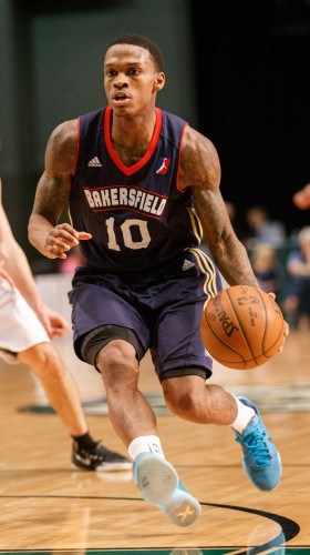 Bakersfield Jam Guard JOE JACKSON