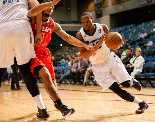 Reno Bighorn Guard RASHAD JAMES