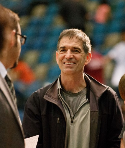 NBA Hall of Fame Player John Stockton