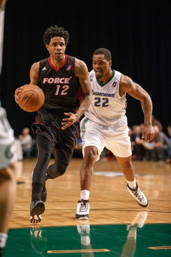 Sioux Falls Skyforce Guard LARRY DREW II
