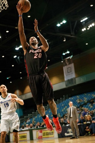 Sioux Falls Skyforce Forward SCOTTY HOPSON