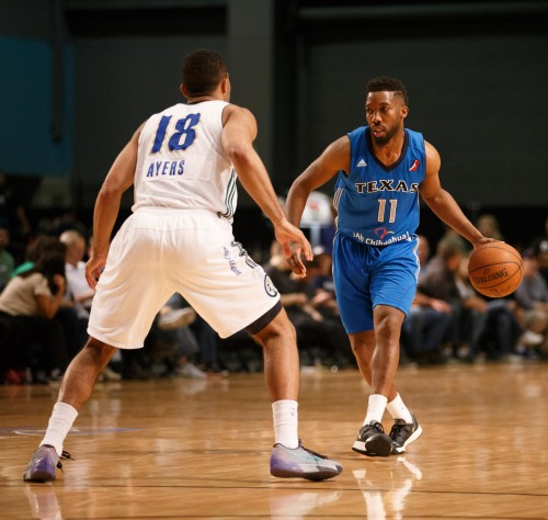 Texas Legends Guard BOOKER WOODFOX