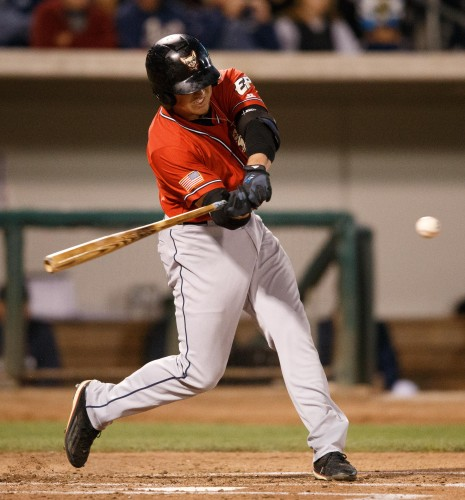 El Paso Chihuahuas Right Field HUNTER RENFROE (11)
