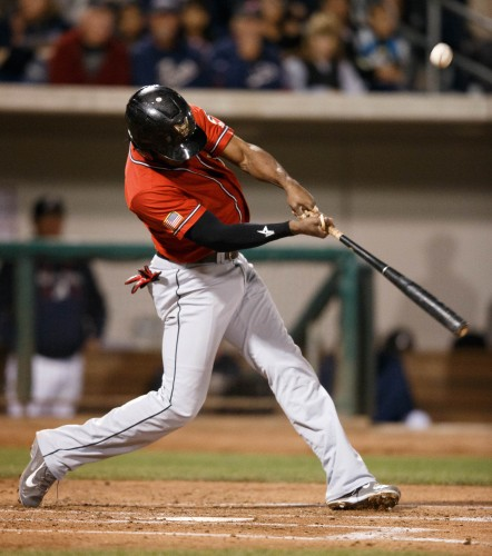 El Paso Chihuahuas Shortstop HECTOR GOMEZ (3)