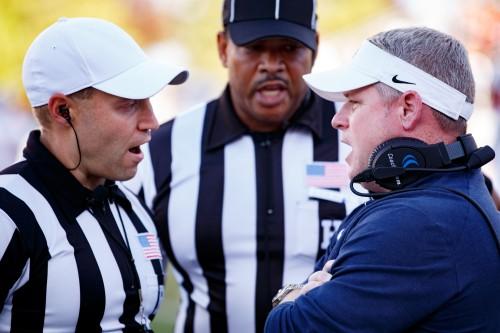 UNR's Coach Brian Polian