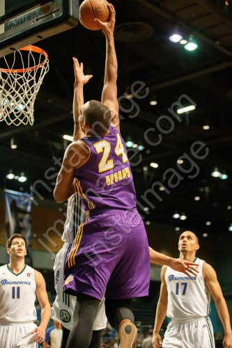 Los Angeles D-Fender Center ROBERT UPSHAW (24)