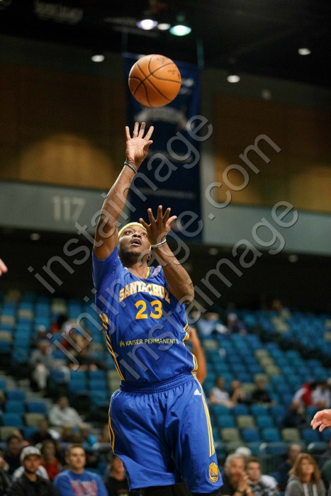 Santa Cruz Warrior Guard MAURICE BAKER (23)