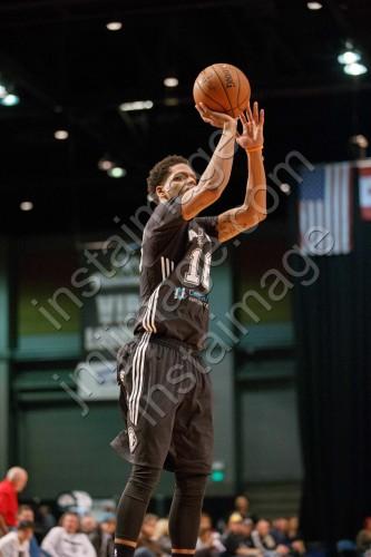 Austin Spurs Forward JARELL EDDIE (16)