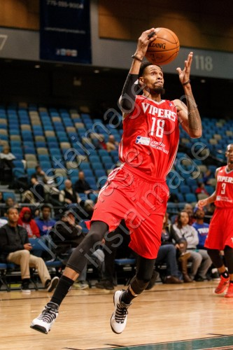 Rio Grande Valley Viper Forward RAPHIAEL PUTNEY (18)