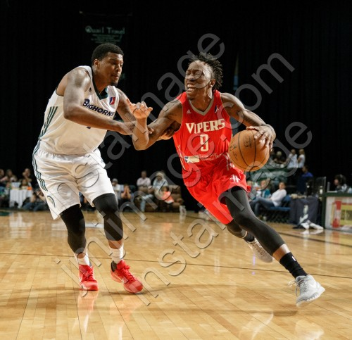 Rio Grande Valley Viper Forward JARON JOHNSON (9)