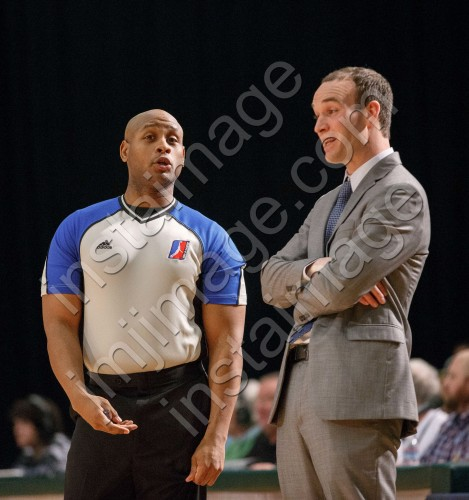 Reno Bighorn Coach DAVID ARSENEAULT, JR.