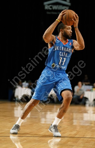 Oklahoma City Blue Guard DEZ WELLS (11)