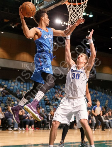 Oklahoma City Blue Forward JP TOKOTO (5)