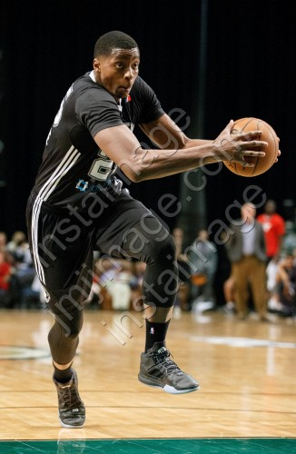 Austin Spurs Center CADY LALANNE (25)