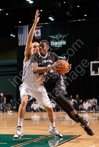Austin Spurs Forward JULIAN WASHBURN (14)