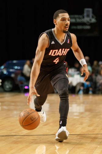 Idaho Stampede Guard PHIL PRESSEY (4)