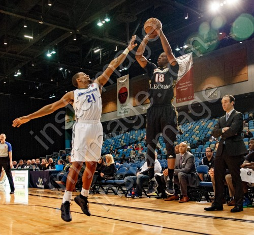 Erie BayHawk Guard JORDAN SIBERT (18)