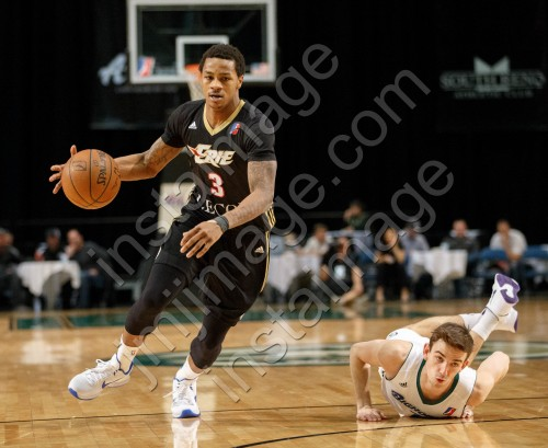 Erie BayHawk Guard KEITH APPLING (3)
