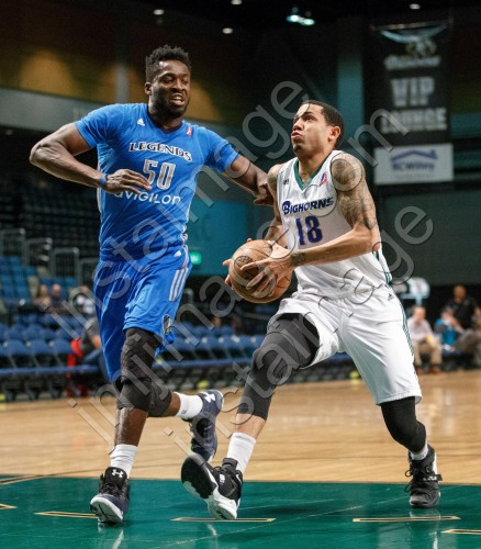 Reno Bighorn Guard ERICK GREEN (18)