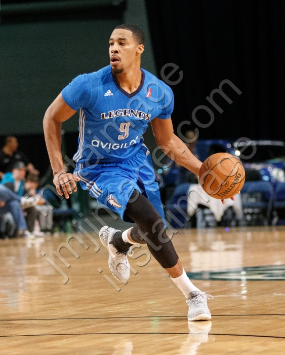 Texas Legends Guard TOURE' MURRY (9)