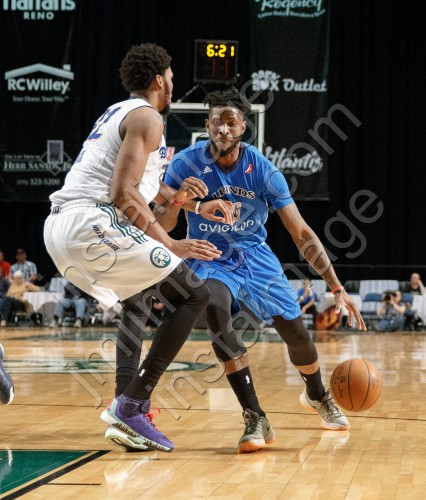 Texas Legends Forward JAMIL WILSON (13)