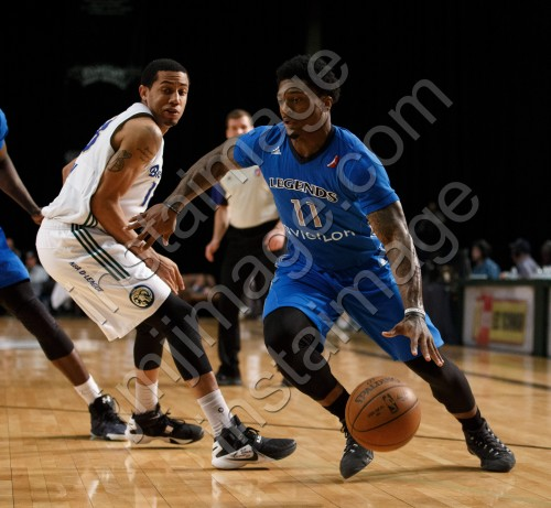 Texas Legends Guard PARTICK MILLER (11)