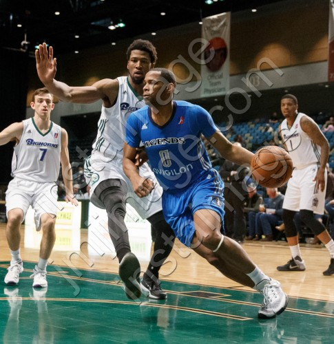 Texas Legends Forward TU HOLLOWAY (0)