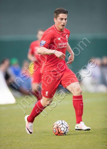 Liverpool FC U21 midfielder SERGI CANOS (7)