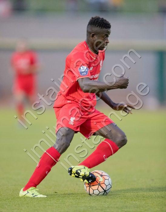 Liverpool FC U21 striker TONI GOMES (9)
