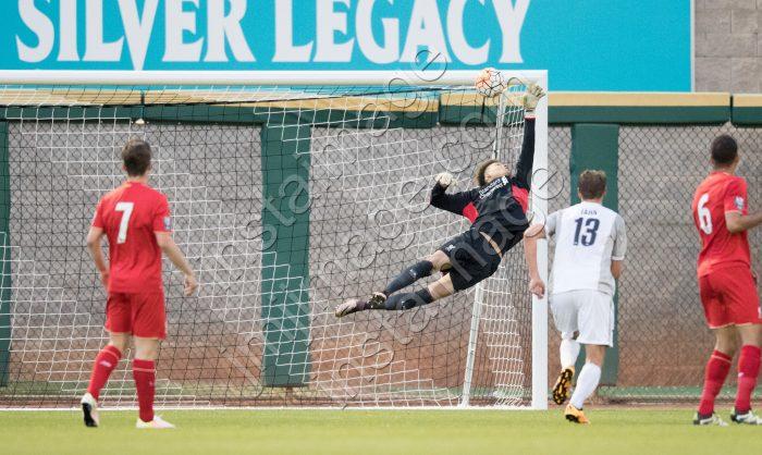 Liverpool FC U21 goalkeeper SHAMAL GEORGE (1)