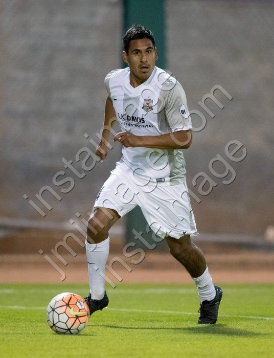 Sacramento Republic FC defender ALFONSO MOTAGALVAN (4)