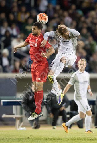 Liverpool FC U21 defender KEVIN STEWART (6)