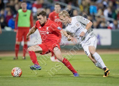 Liverpool FC U21 defender CONNOR RANDALL (2)