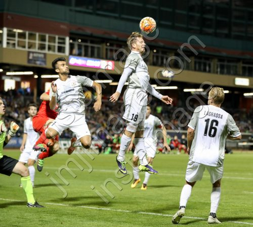 Sacramento Republic FC forward MACKENZIE PRIDHAM (22)
