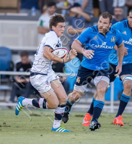 USA Rugby's AJ MACGINTY (10)
