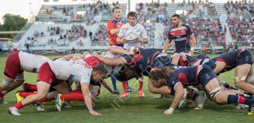 Russia Rugby's ALEXEY SHCHERBAN (21)