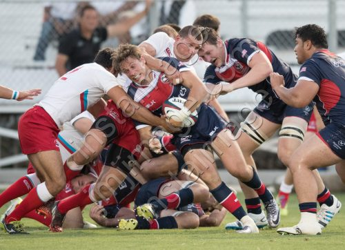USA Rugby's Captain BLAINE SCULLY (11)