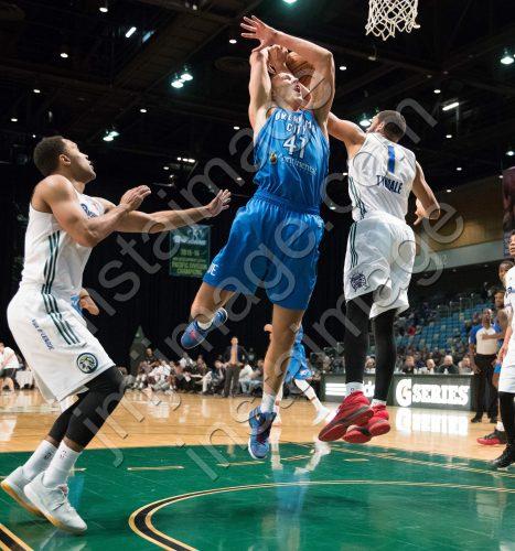 Oklahoma City Blue Center KALEB TARCZEWSKI (41)