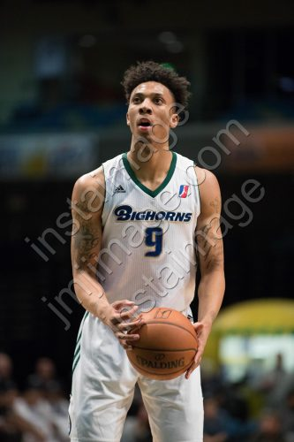 Reno Bighorn Guard MALACHI RICHARDSON (9)