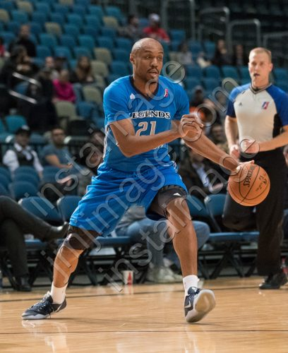 Texas Legends Guard CJ WILLIAMS (21)
