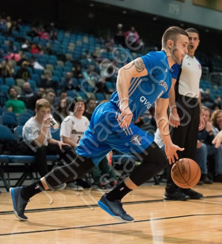 Texas Legends Guard KEITH HORNSBY (4)