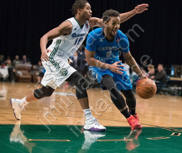 Texas Legends Guard BRYSON FONVILLE (8)