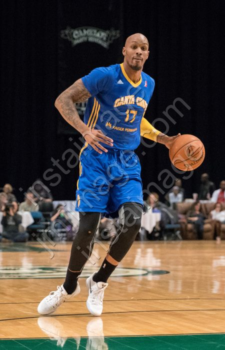 Santa Cruz Warrior Forward FARRAKOHN HALL (17)