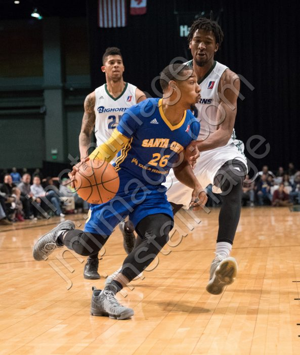 Santa Cruz Warrior Guard PHIL PRESSEY (26)