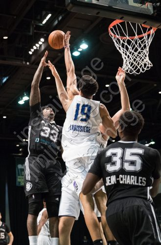 Austin Spurs Forward CHARLES GARCIA (33)