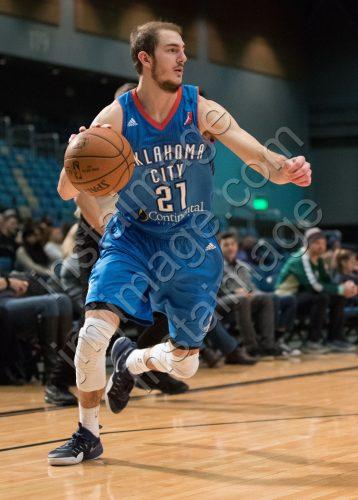 Oklahoma City Blue Guard ALEX CARUSO (21)