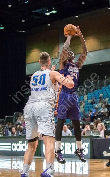 Northern Arizona Suns Forward JOHNNY O'BRYANT III (24)