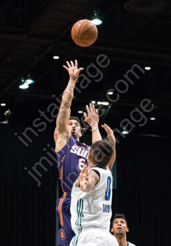 Northern Arizona Suns Guard ASKIA BOOKER (6)