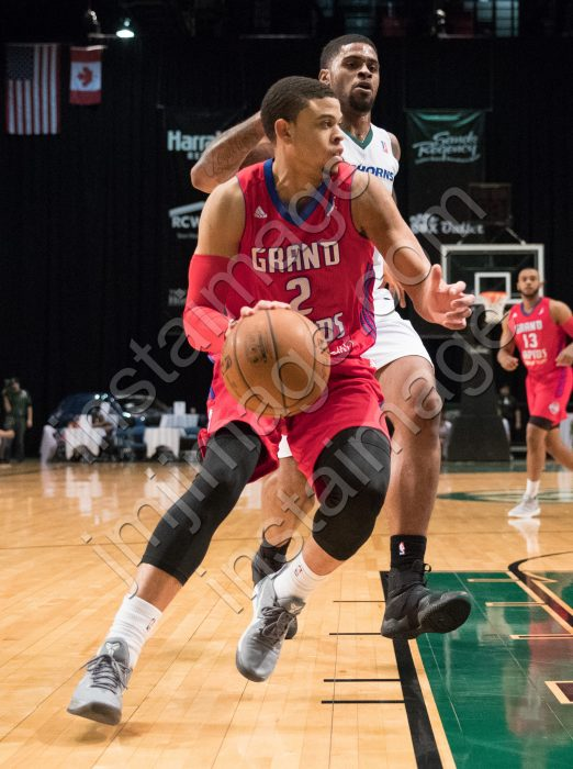 Grand Rapids Drive Guard RAY MCCALLUM (2)