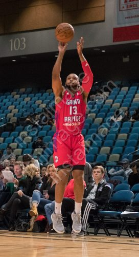 Grand Rapids Drive Guard ZEKE UPSHAW (13)